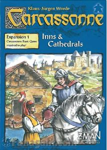 Carcassonne Expansion 1: Inns and Cathedrals